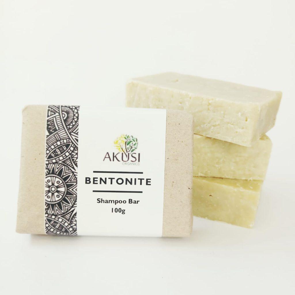 bentonite clay shampoo bar