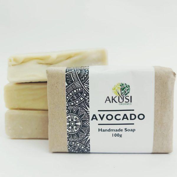 organic avocado soap for sensitive skin
