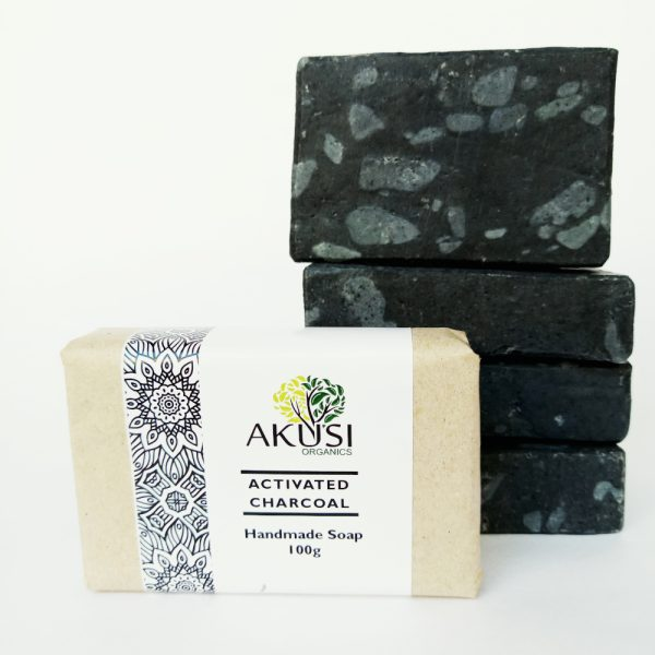 activated charcoal soap for skin detox