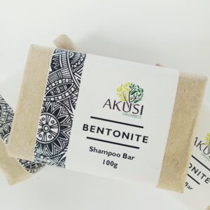 bentonite shampoo bar